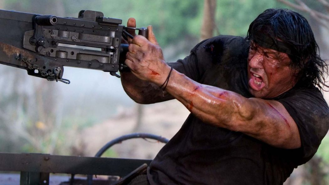 The Heart Of A Soldier: RAMBO At 10 | Birth Movies Death
