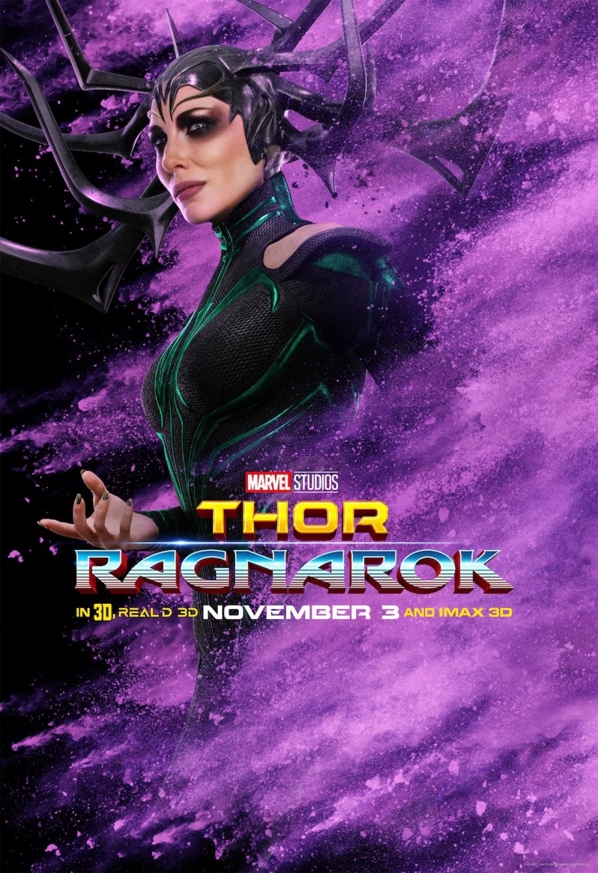 THOR Galore: Check Out These Cool New RAGNAROK Character ...