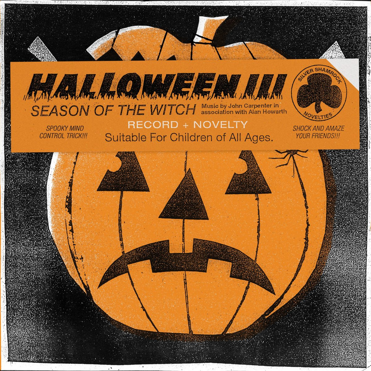 exclusive: here's our first look at mondo's halloween iii soundtrack