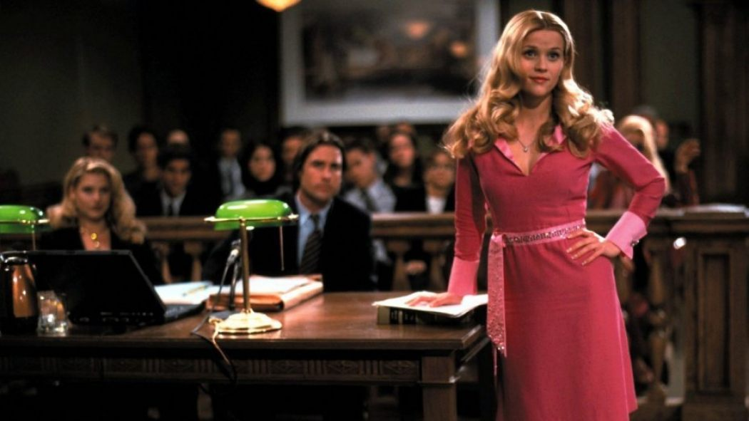 Broad Cinema: LEGALLY BLONDEu0027s Elle Woods   Cheerful, Neutral Good Part 55