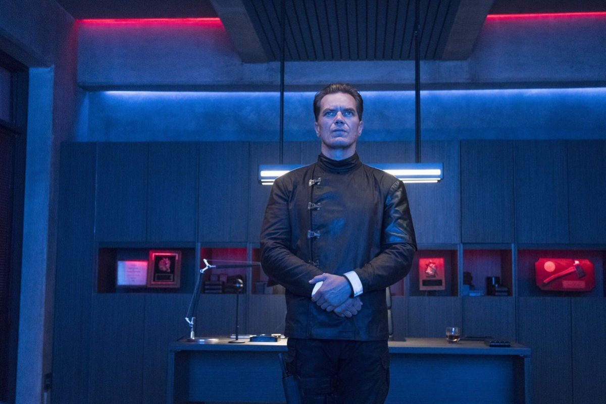 Michael B. Jordan and Michael Shannon's FAHRENHEIT 451 Film Looks Terrifying