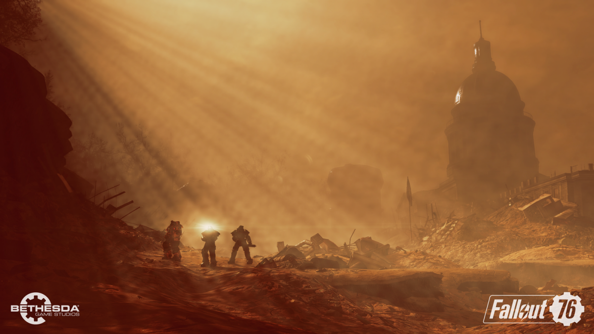 We Played FALLOUT 76 And Are Happy To Report That It Kicks