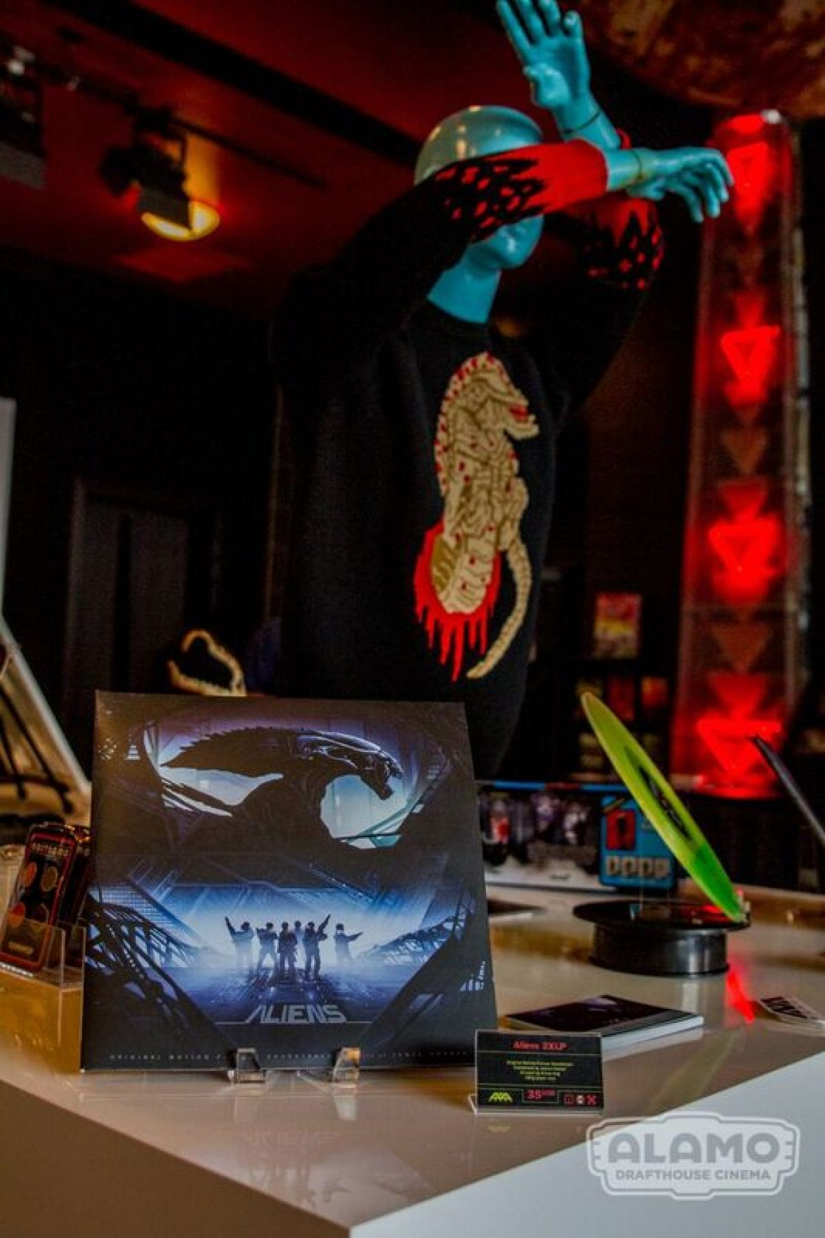 Here S How The Alamo Drafthouse Celebrated Alien Day