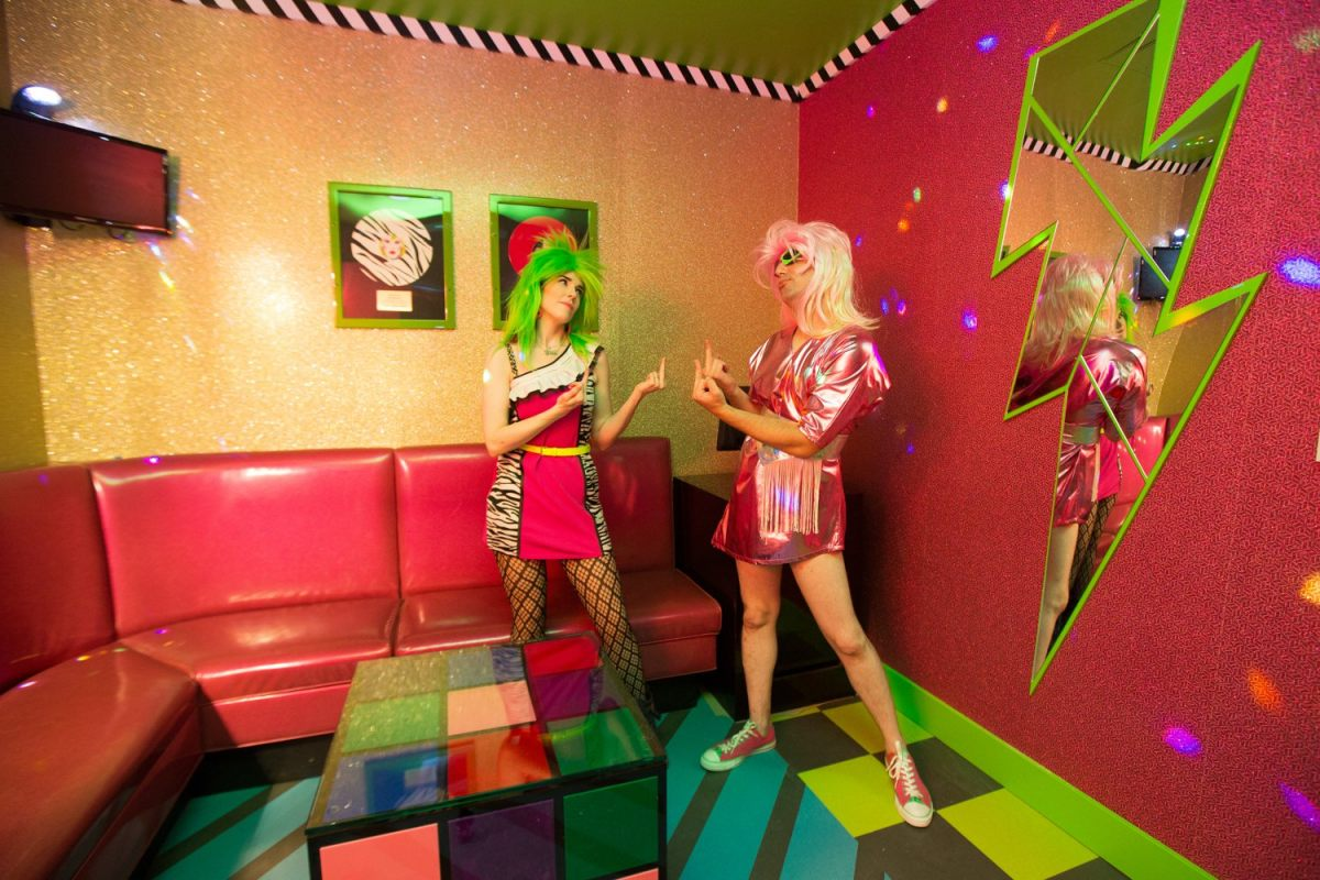 Get A Load Of The Coolest Karaoke Rooms On Planet Earth