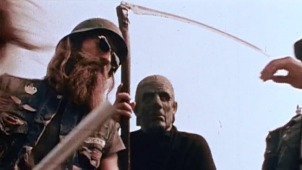 What Is George A. Romero's THE AMUSEMENT PARK Actually About?