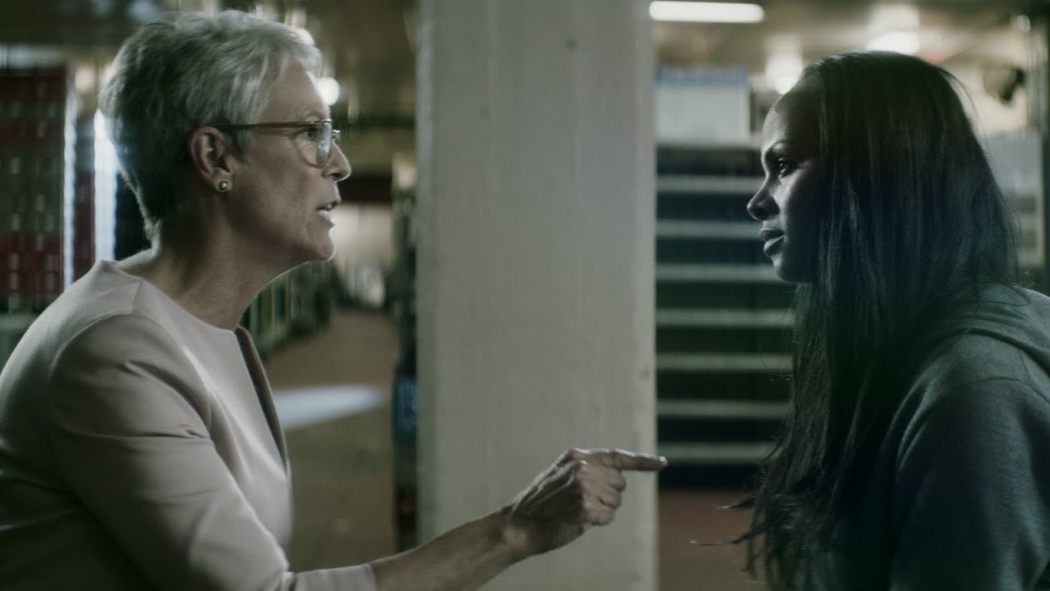 AN ACCEPTABLE LOSS Review: President Jamie Lee Curtis Deserves Better