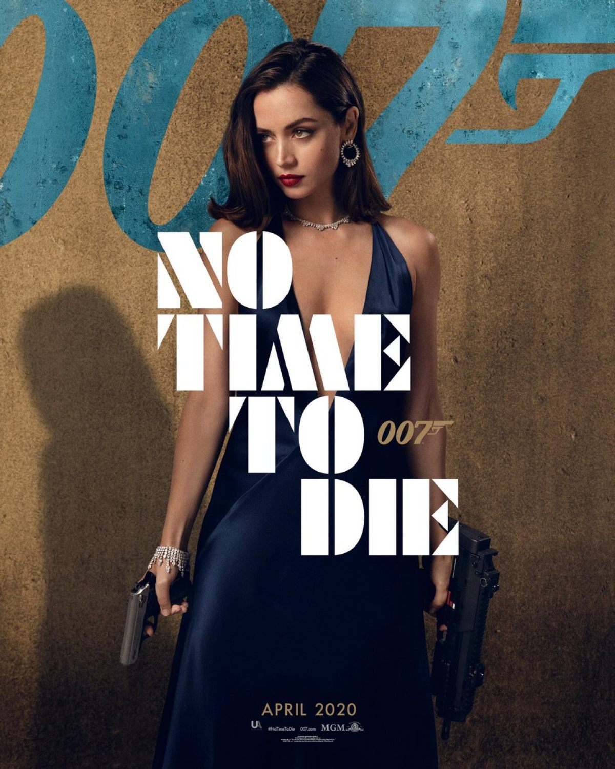 When is James Bond: No Time To Die released in the UK?