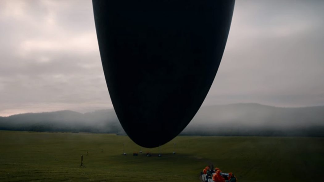 new international trailer for arrival clarifies the