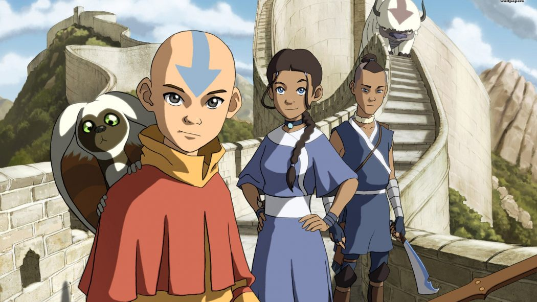 On The Anniversary Of AVATAR THE LAST AIRBENDER