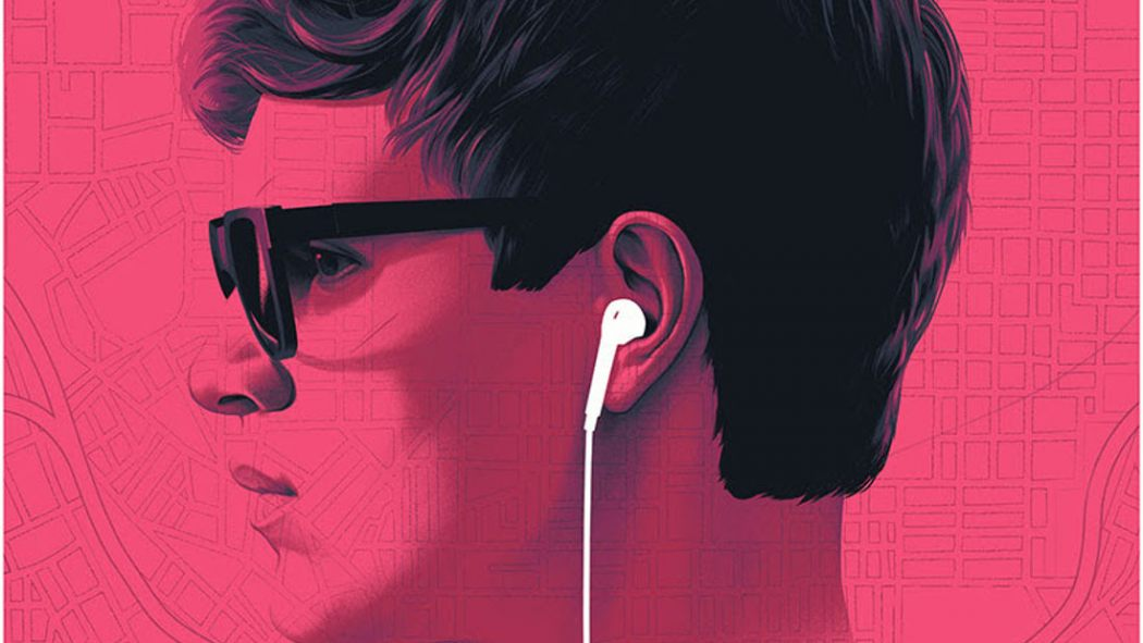 let mondo and phantom city creative u2019s baby driver poster tear up your wall
