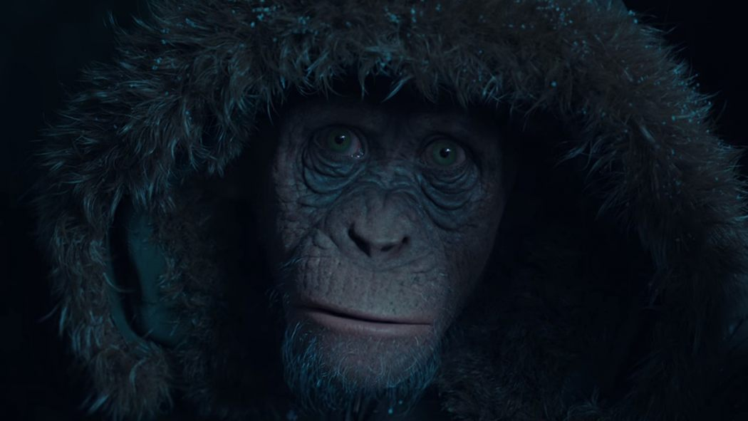New War For The Planet Of The Apes Trailer Introduces Bad