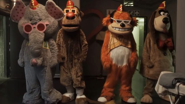 Here's The Trailer For That R-Rated BANANA SPLITS Movie You Heard About