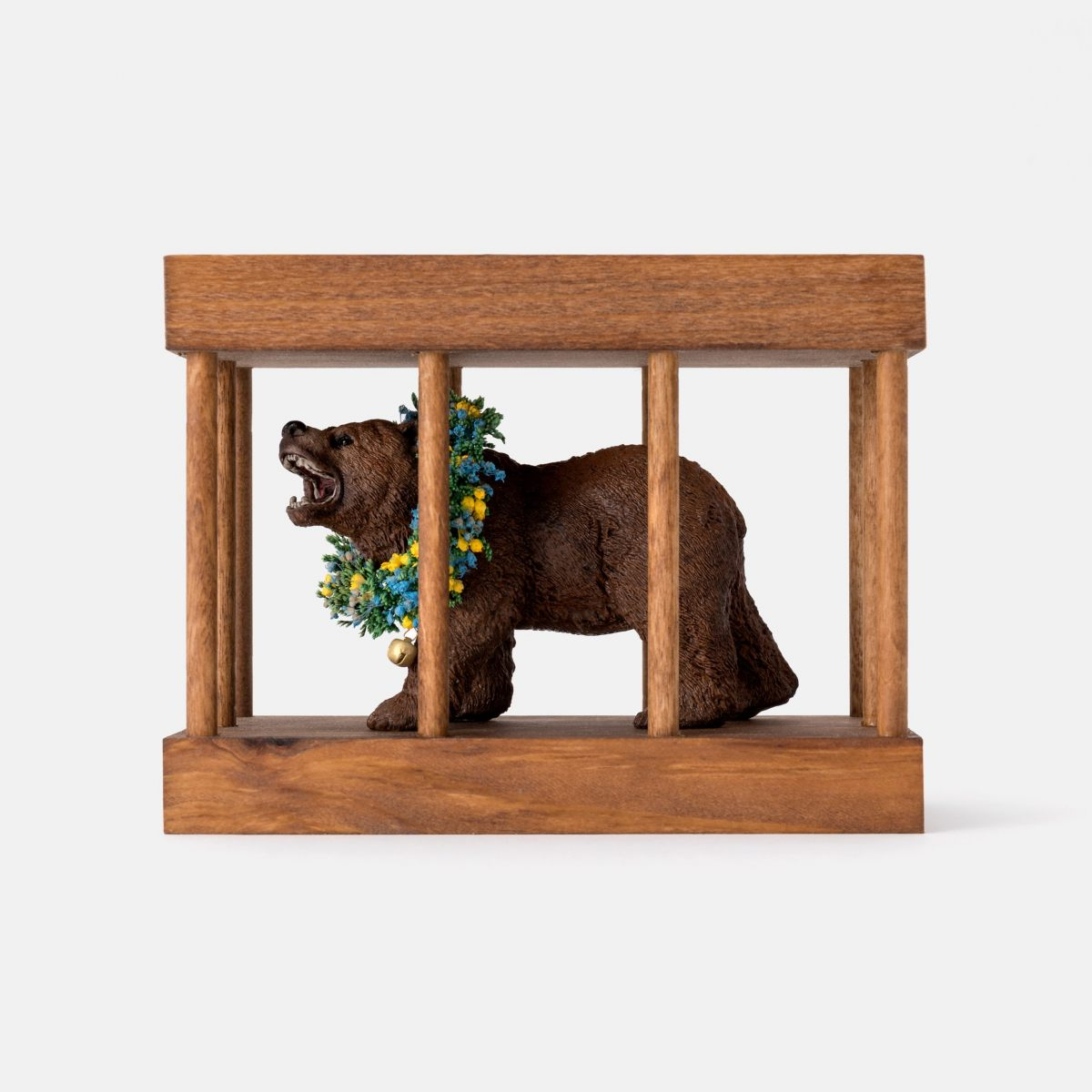A24 Unveils Midsommar Bear in a Cage Toy With Musical Promo