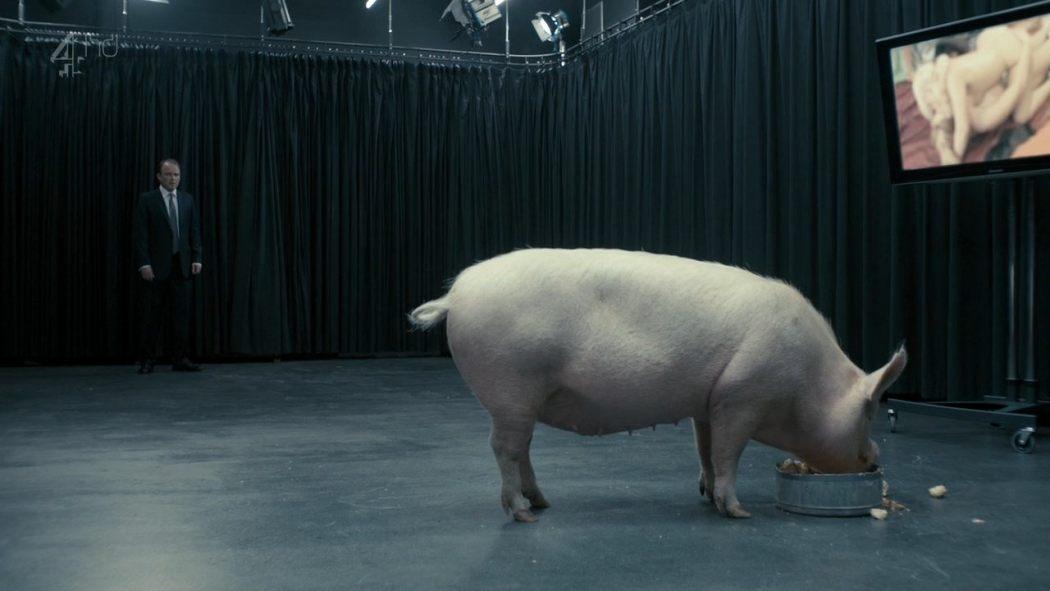 Black Mirror Pig Black Mirror's Pig Porker
