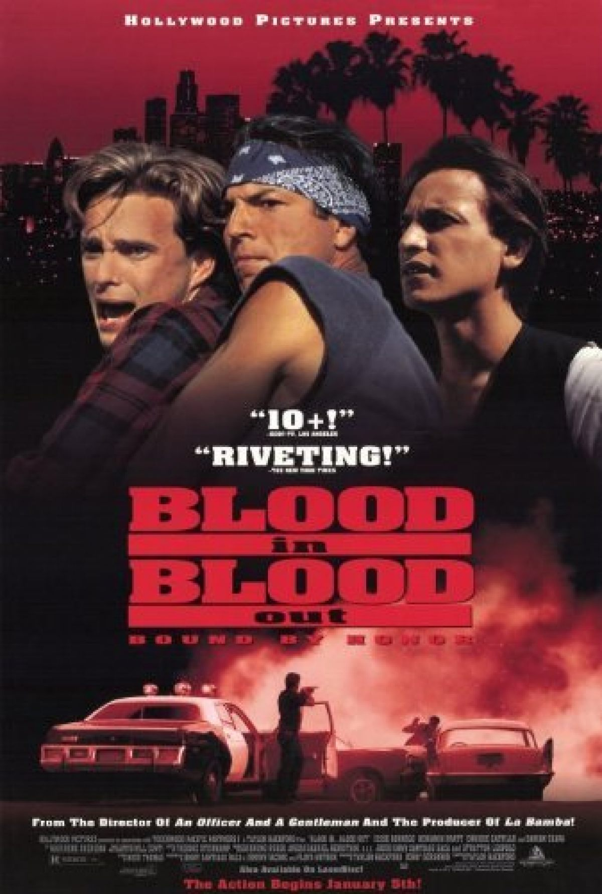 an analysis of blood in blood out a movie by taylor hackford