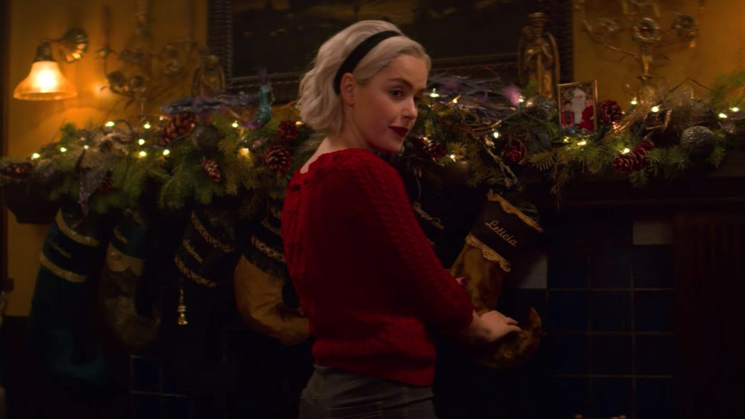 Chilling Adventures Of Sabrina S Holiday Special Takes A
