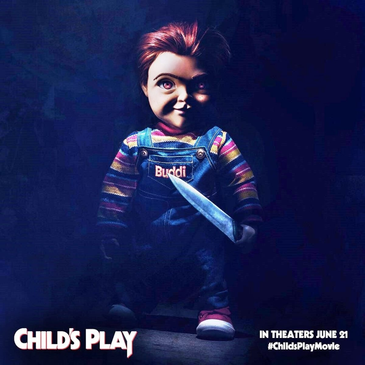 Chucky Wallpapers: Here's What Chucky Will Look Like In The New CHILD'S PLAY