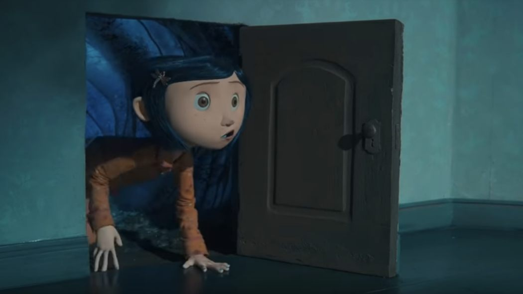 Cover To Credits Coraline Birth Movies Death