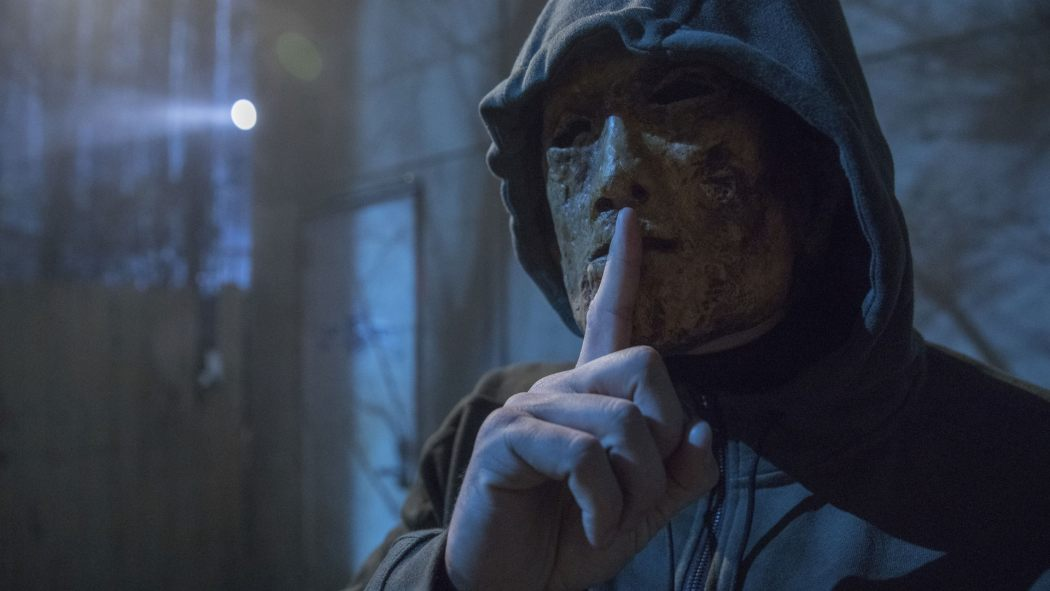 Collins' Crypt: HELL FEST Gives Us The Anonymous Slasher Michael Myers Can Never Be