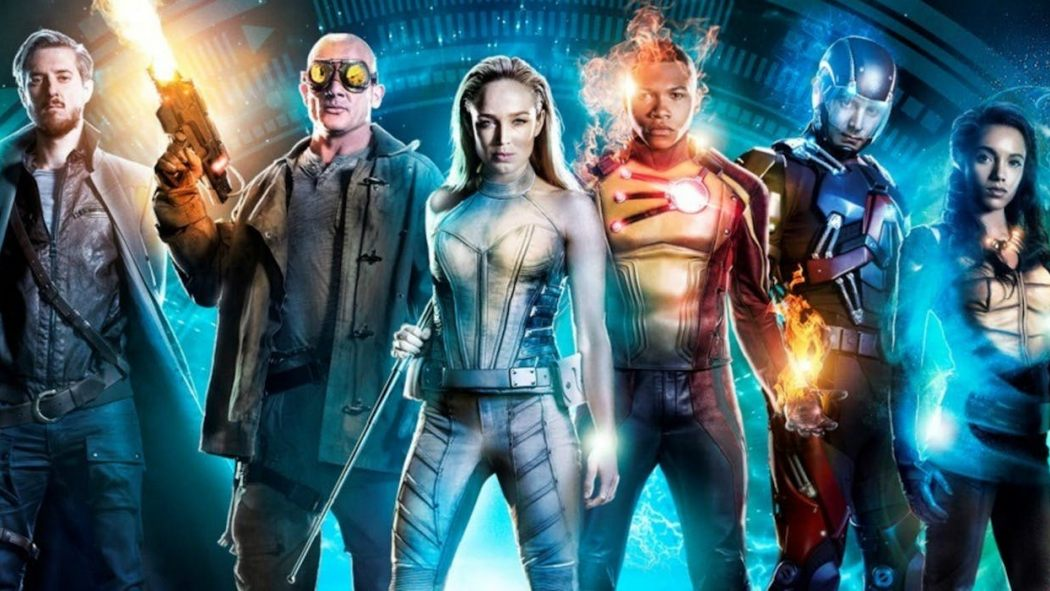 DC'S LEGENDS OF TOMORROW Is Saving The Arrowverse's