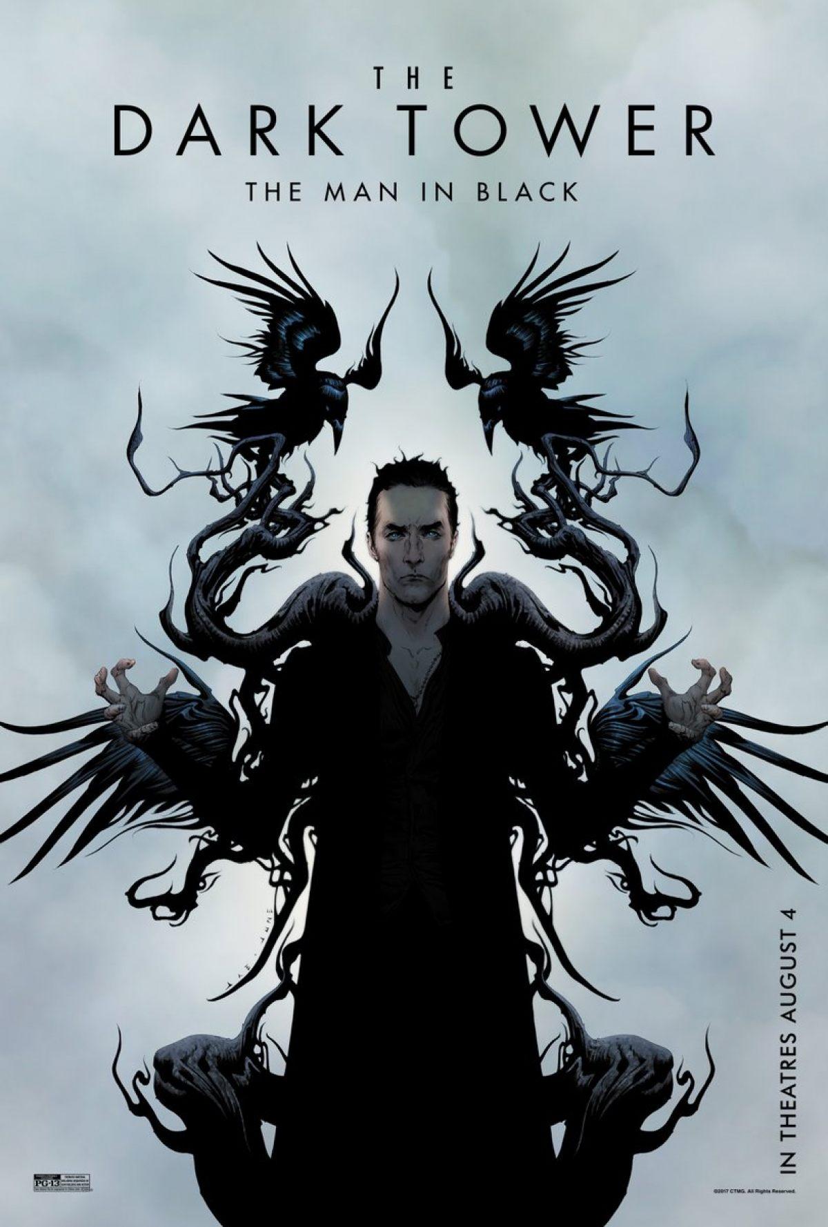 Resultado de imagem para dark tower poster