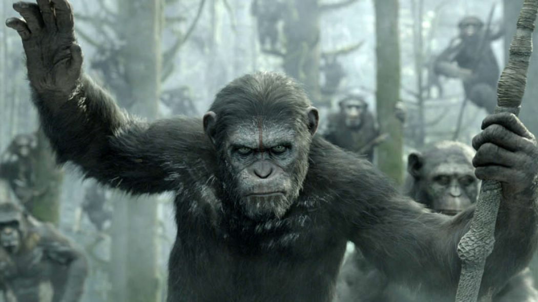 Apes Movies Series New Planet of The Apes Movie