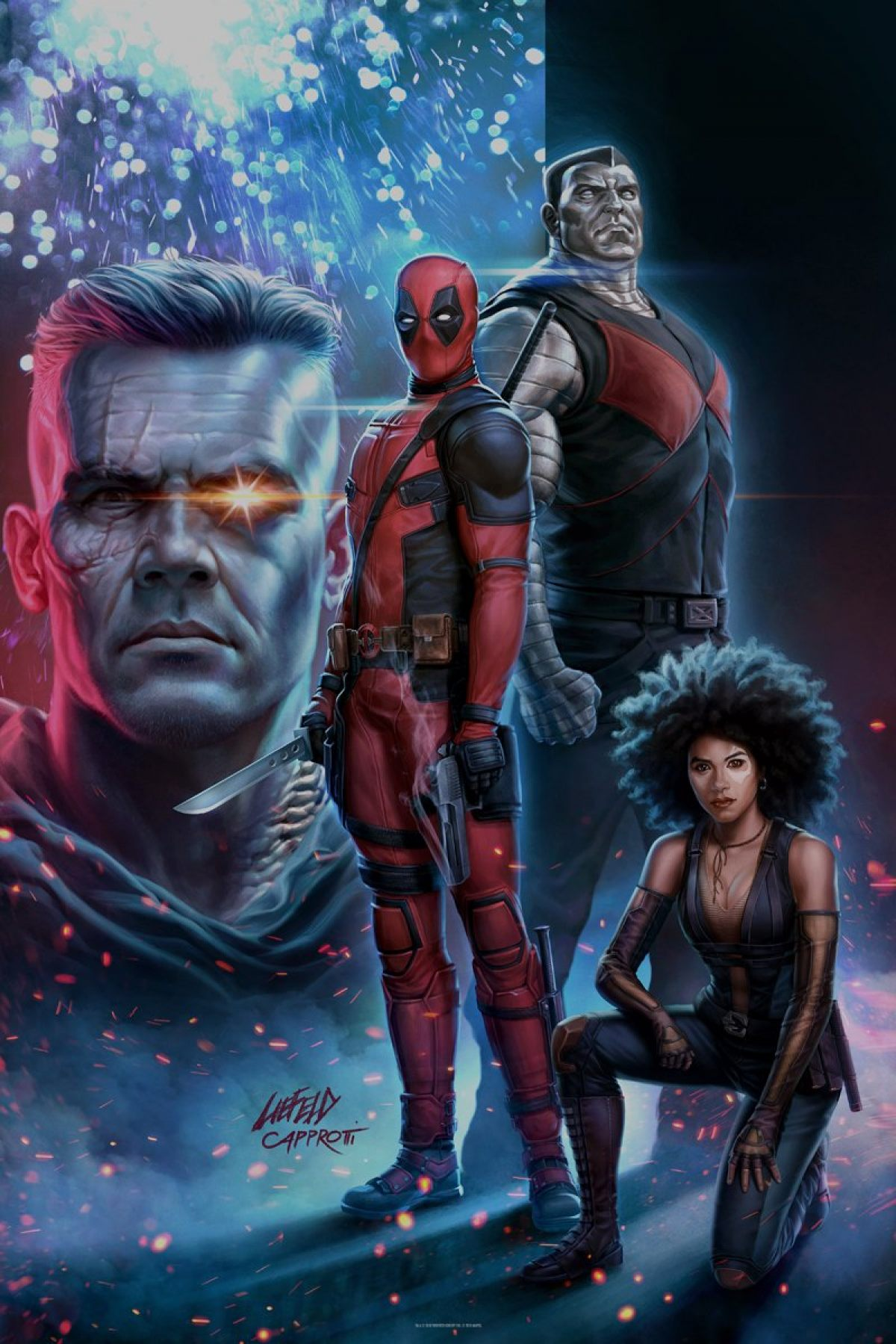 Deadpool 2 Movie: Don't Call It A Comeback: The Final DEADPOOL 2 Trailer Is