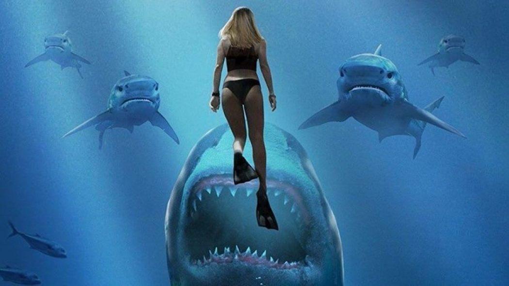 Deep Blue Sea Trailer Deutsch