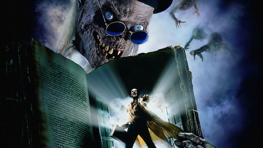 The Savage Stack Tales From The Crypt Presents Demon Knight 1995