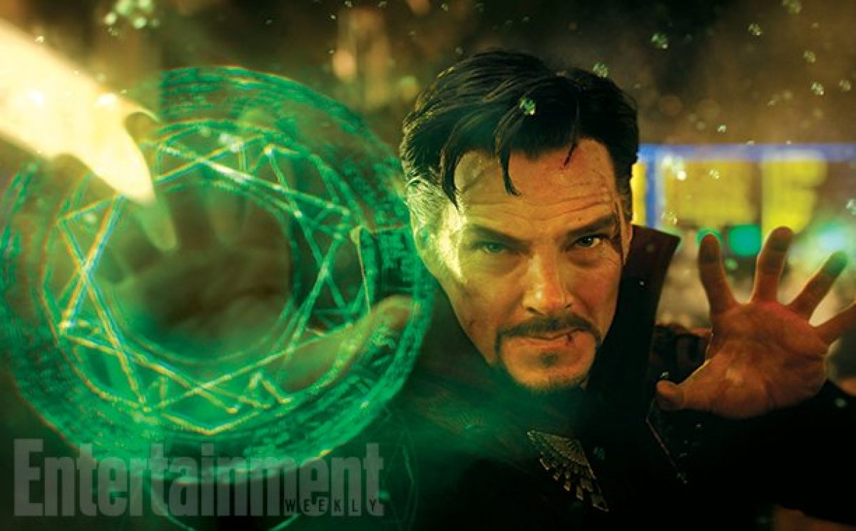 Mystical AF In These New DOCTOR STRANGE Images  Birth.Movies.Death