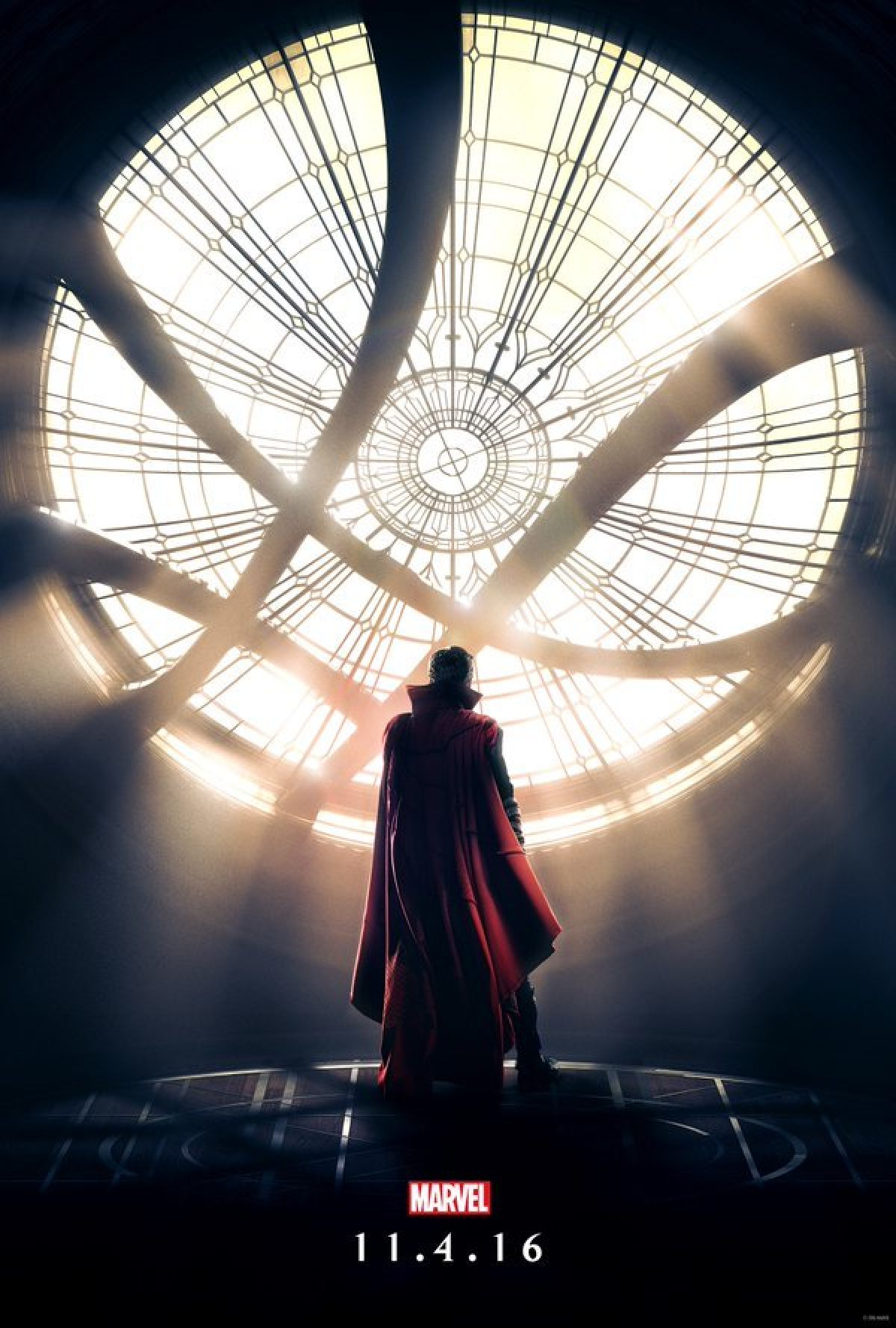 This New DOCTOR STRANGE Poster Is Fantastic | Birth.Movies ...