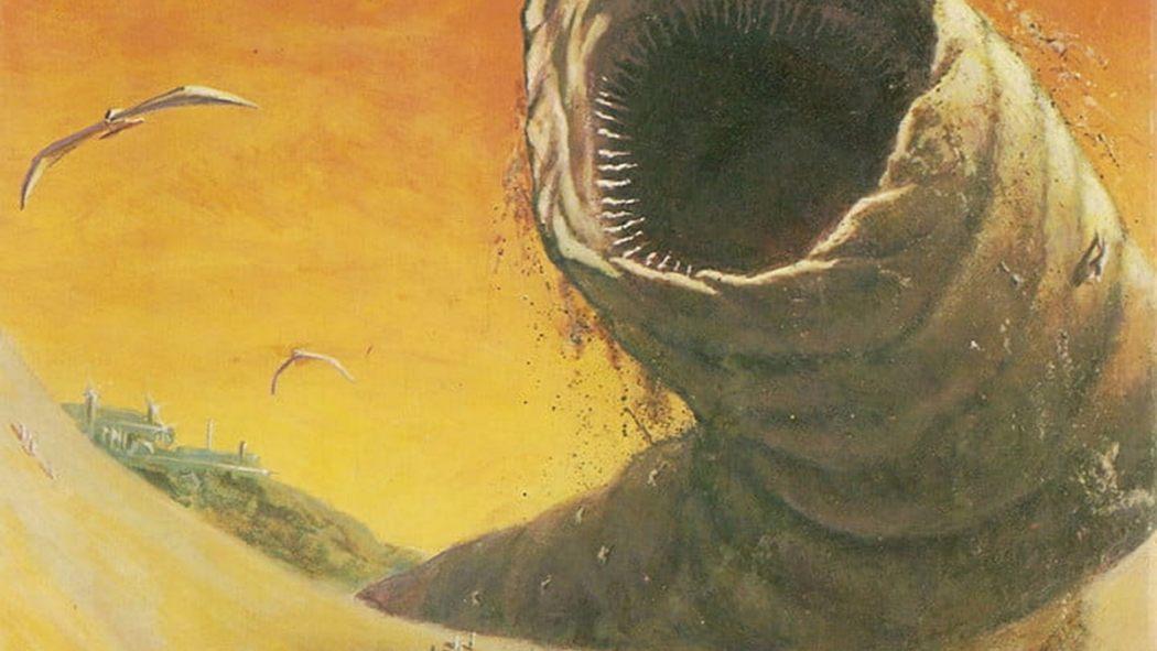 The Sandworms In Denis Villeneuve S Dune Took A Year To Design Birth Movies Death