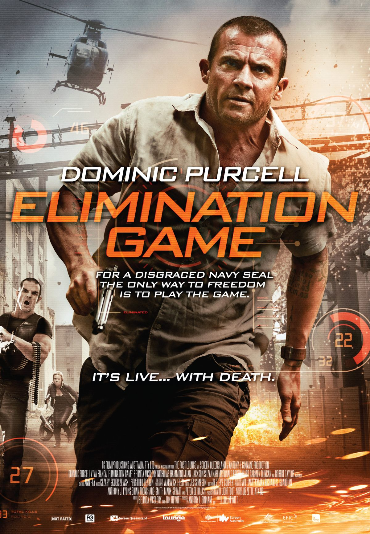 Elimination Game Movie Elimination Game Hits us