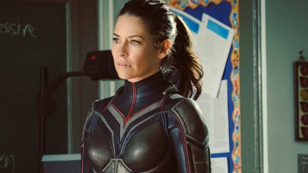 Evangeline Lilly Lets A Big Plot Detail About Ant Man And