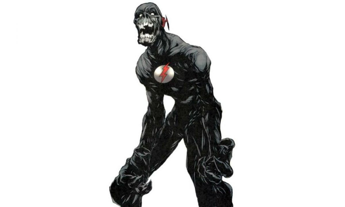 Flash Facts The Black Flash Birth Movies Death