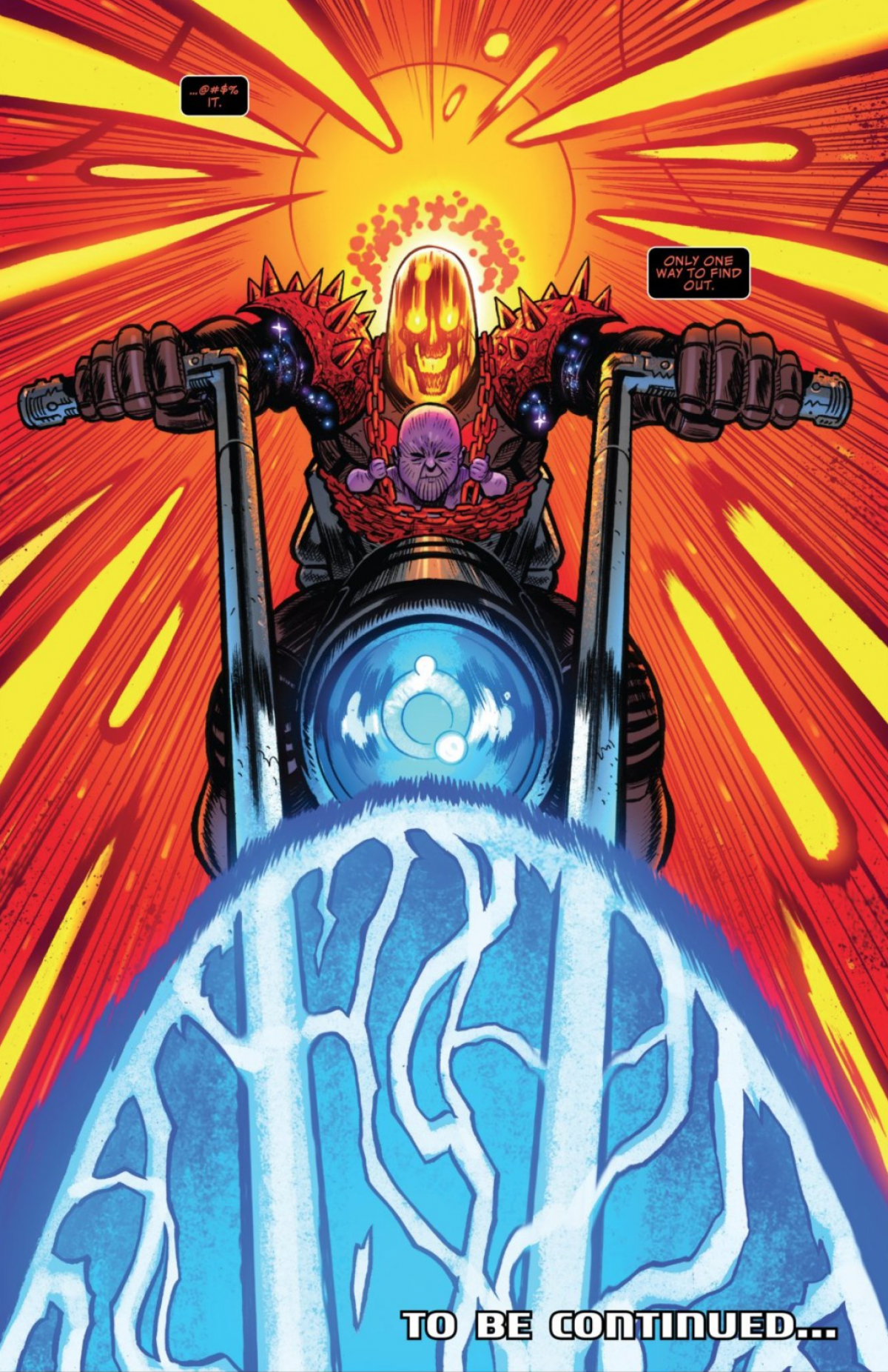 COSMIC GHOST RIDER Is High Octane Essential Reading | Birth