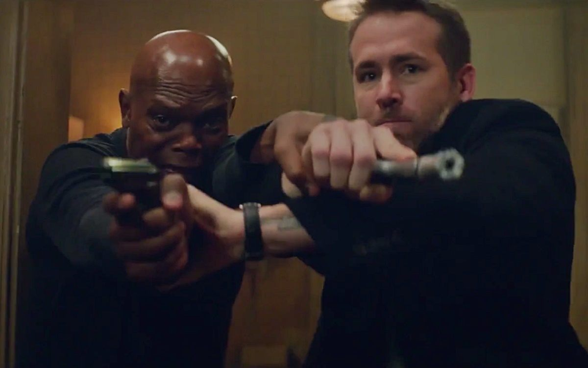 Box Office Report: Hitman's Bodyguard Bumps Off Logan Lucky
