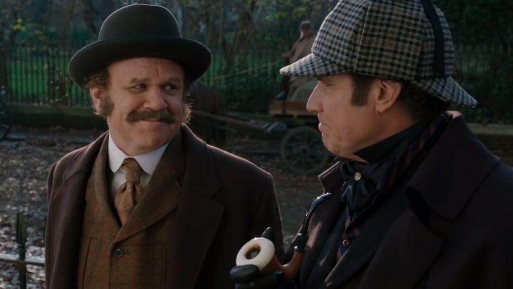 Holmes Und Watson Trailer