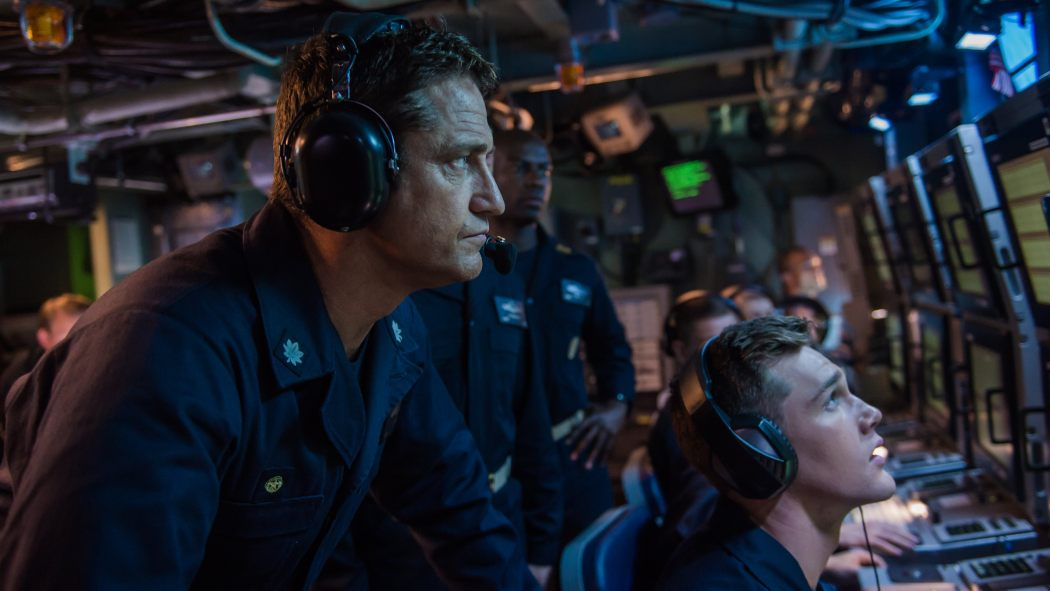 Hunter Killer Trailer Gerard Butler Has A Submarine