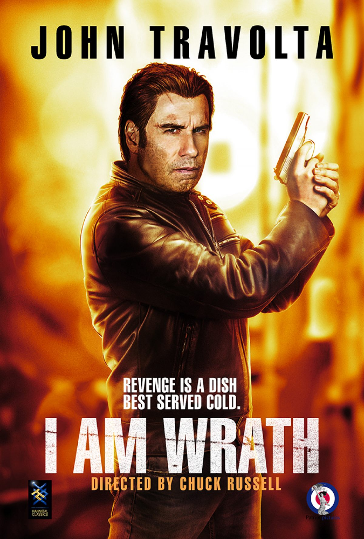 We Need To Talk About These I AM WRATH Posters : Birth ...