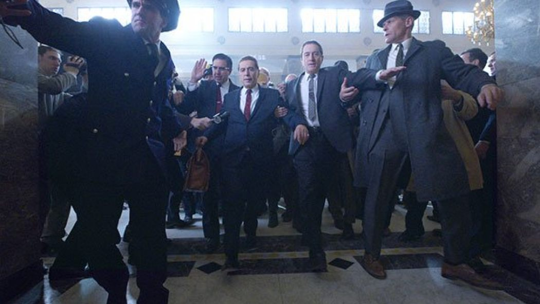 NYFF 2019 Review: THE IRISHMAN Finds Scorsese The Redeemer In Repose (And Top Form)