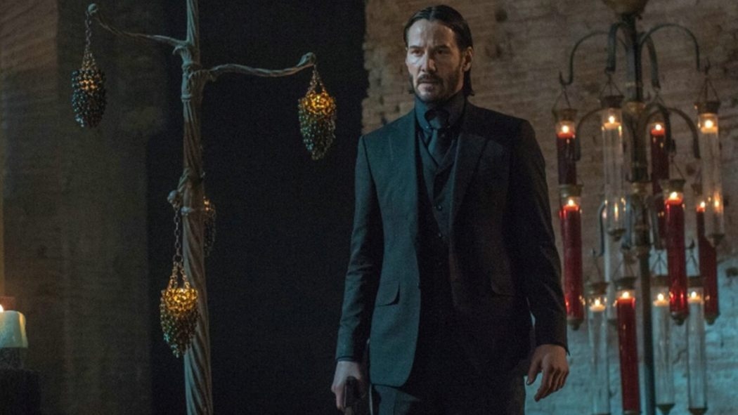 Please Enjoy A Dozen New Images From JOHN WICK 2*   Birth ... A Common Man Poster