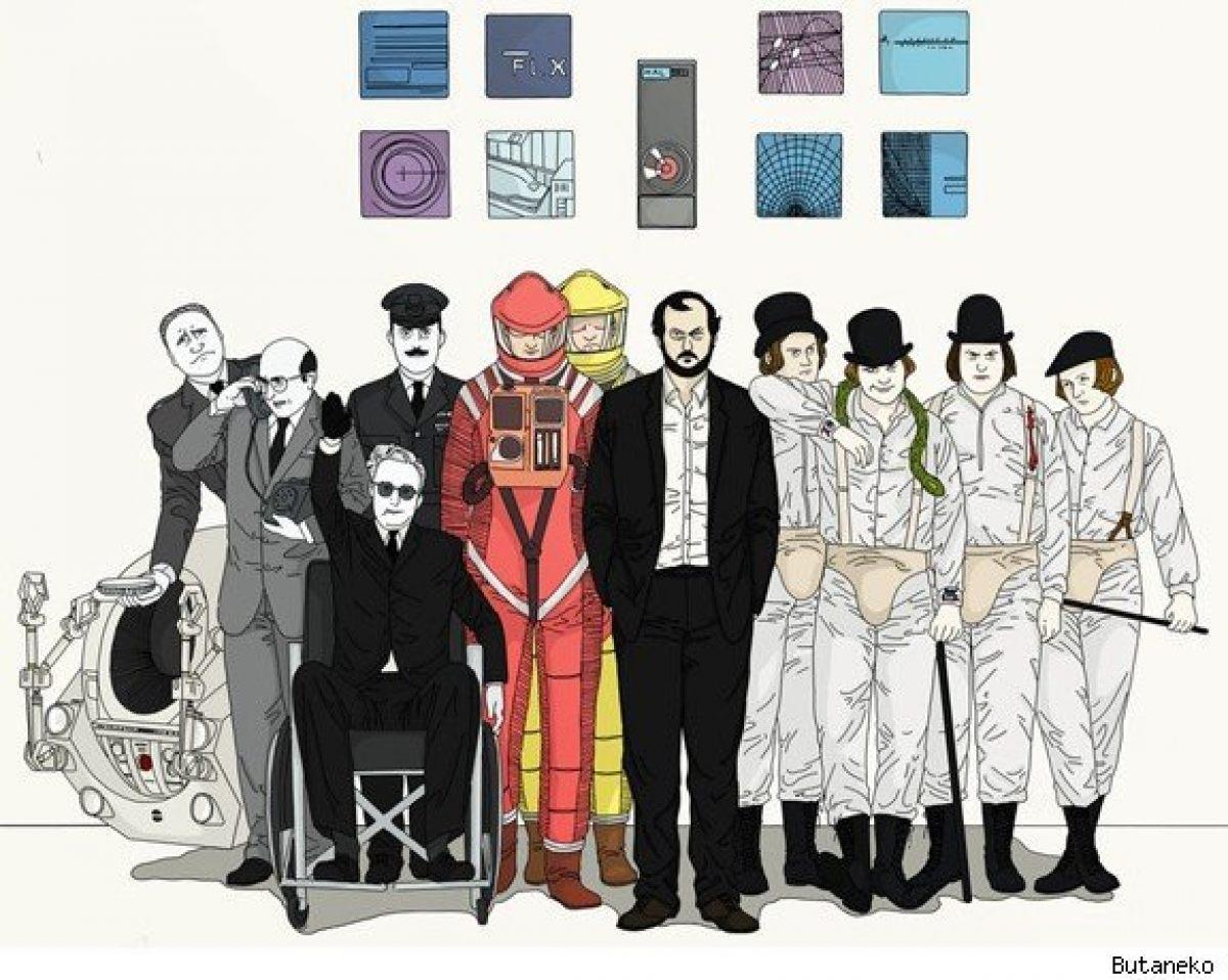 Happy Birthday, Stanley Kubrick | Birth.Movies.Death. A Clockwork Orange Wallpaper