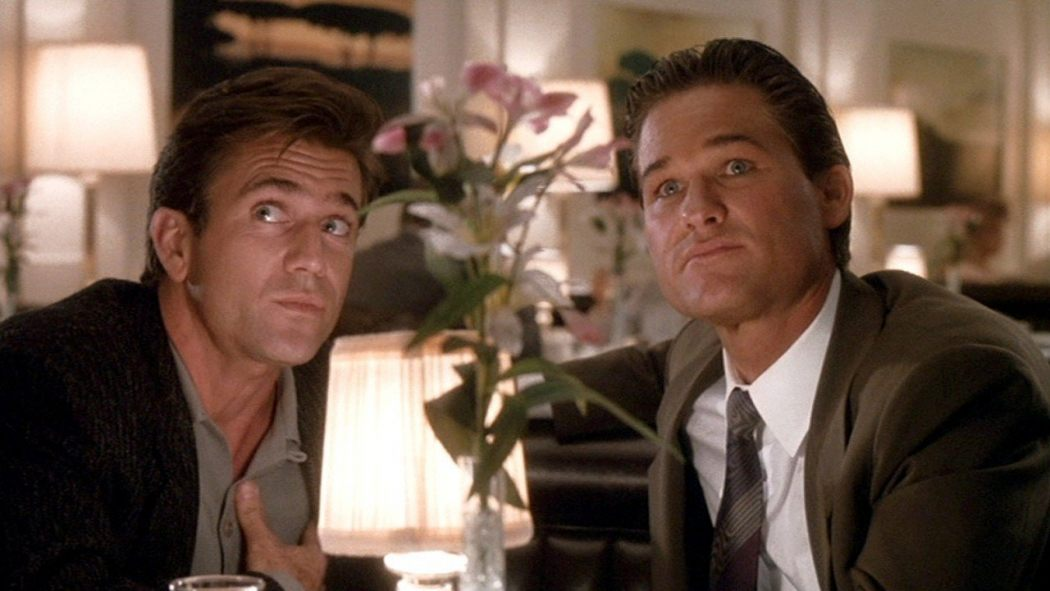 sounds like kurt russell and mel gibson�s tv show the
