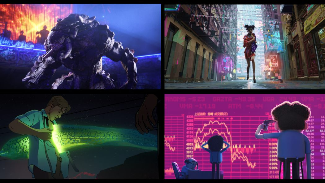 Love, Death And Robots: David Fincher's LOVE, DEATH & ROBOTS Is Headed To Netflix