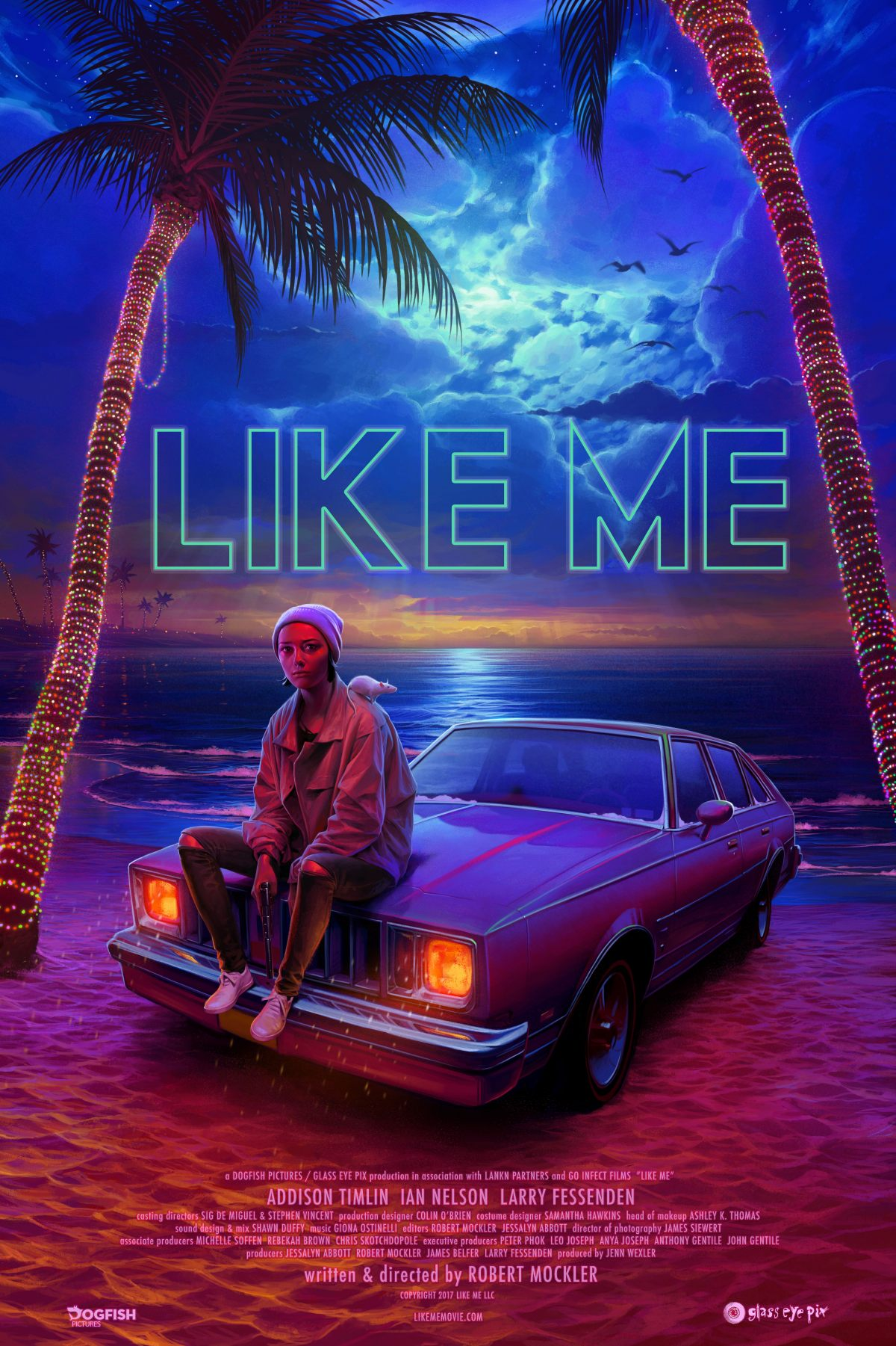 LIKE ME Review: NATURAL BORN KILLERS For The YouTube Age ...