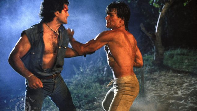 "ROAD HOUSE At 30: ""Pain Don't Hurt"" Says It All"