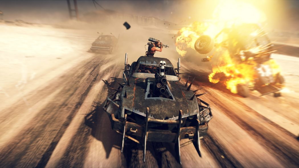 MAD MAX Game Review I Spawn Holy Wallpaper