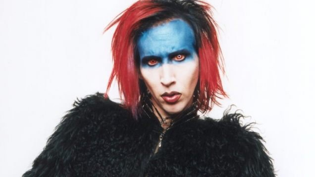 Marilyn Manson Just Joined The Cast Of HBO's THE NEW POPE