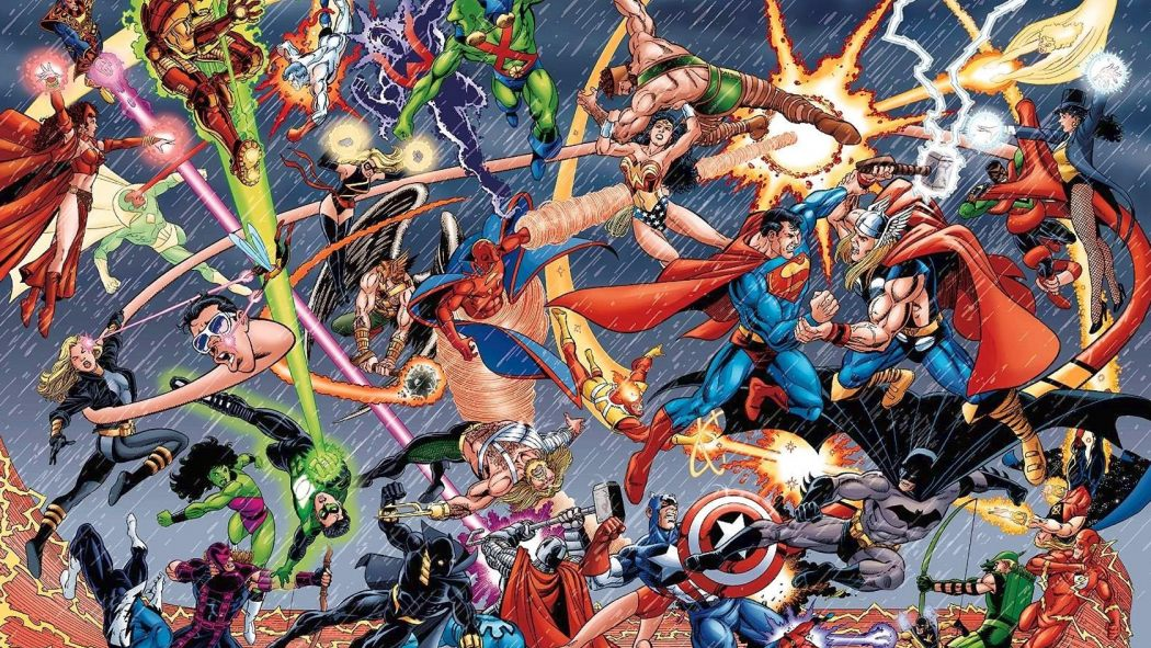 Marvel v DC: Dawn of Rivalry